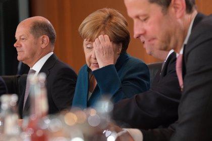 El Gobierno alemán recibe otro nuevo golpe con la dimisión de Andrea Nahles, líder del SPD y socia de Merkel