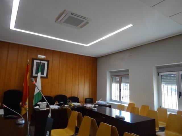 Jaén.- Finaliza la rehabilitación de la sede que alberga los juzgados de Martos tras una inversión de 300.000 euros
