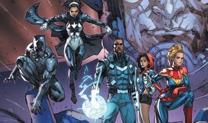 ¿Ha revelado Marvel la formación de los Nuevos Vengadores tras Endgame?