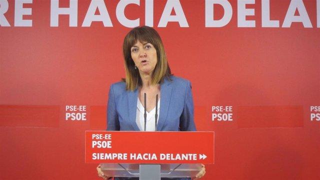 """PSE defiende un pacto global en Euskadi y dice a PNV que no es igual """"un acuerdo sin PSE"""" en términos de convivencia"""