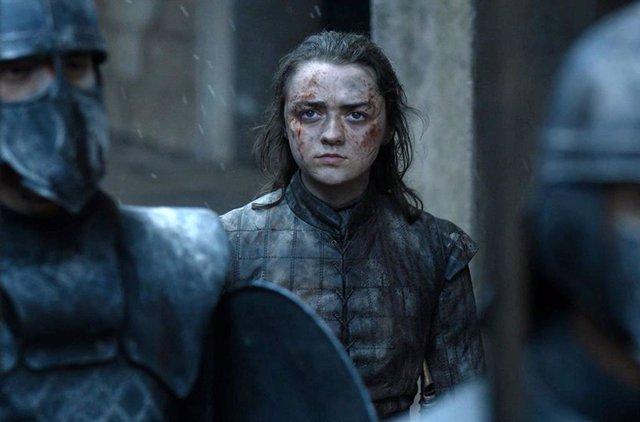 PARA DOMINGO Maisie Williams confiesa de qué se arrepintió Arya durante el final de Juego de tronos