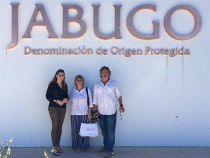 Periodistas argentinos y franceses conocen Huelva en viajes coordinados por el Patronato