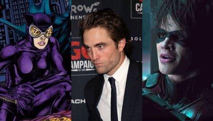 ¿Robin y Catwoman en el Batman de Robert Pattinson?