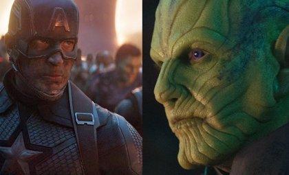 ¿Es Vengadores: Endgame la antesala de Invasión Secreta de Marvel?