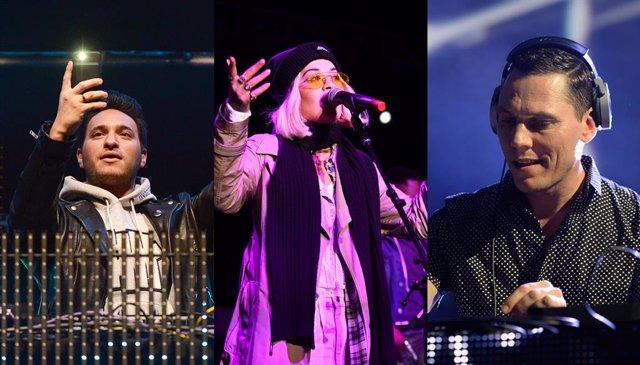 Escucha Ritual, la veraniega colaboración entre Tiësto, Jonas Blue y Rita Ora