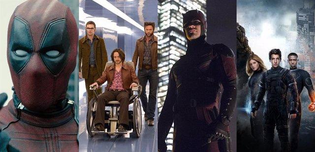 X-Men, Daredevil, los 4 Fantásticos y Deadpool: Así era el crossover Marvel que preparaba Fox