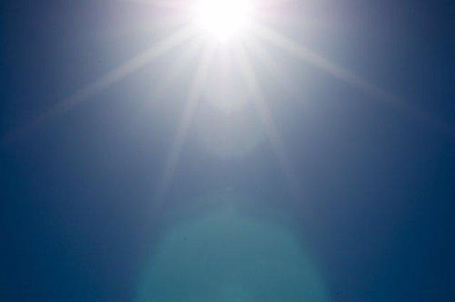 Galicia alcanza máximas superiores a 35 grados en una jornada marcada por el sol y el calor
