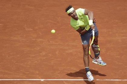 Nadal arrolla al argentino Londero y avanza a cuartos en París