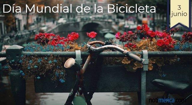 3 De Junio: Día Mundial De La Bicicleta, ¿Qué Promueve Esta Jornada?
