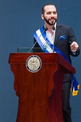 Presidential inauguration in El Salvador