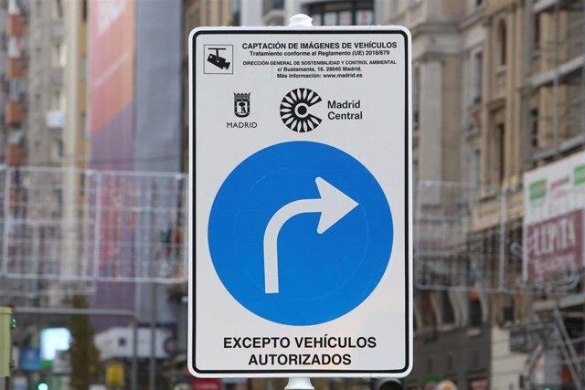 """Sabanés incide en que Madrid Central es """"positivo"""" y que la incidencia en el comercio hay que verla con datos """"reales"""""""