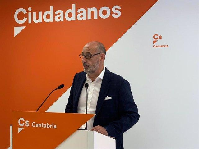 """26M.- Cs Ejercerá Una """"Oposición Dura"""" En Cantabria Y En Santander No Renuncia Ni A La Alcaldía"""