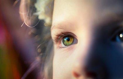 En España son diagnosticados de glaucoma congénito 40 niños cada año