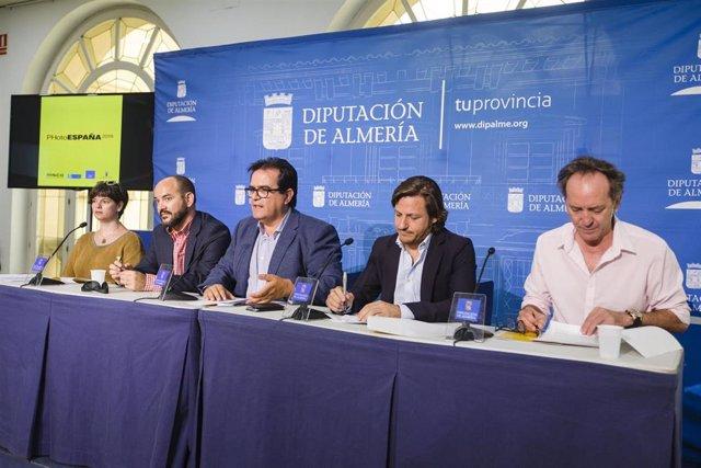 SaboresAlmería.- Almería se estrena como sede de 'PhotoESpaña 2019' con tres exposiciones hasta agosto