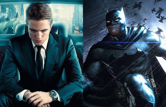 Matt Reeves presume de Robert Pattinson como nuevo Batman