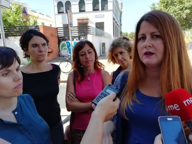 """Sevilla.- Adelante apoya habilitar el antiguo Liceo Francés como colegio """"transitorio"""" en espera del proyecto del Valle"""