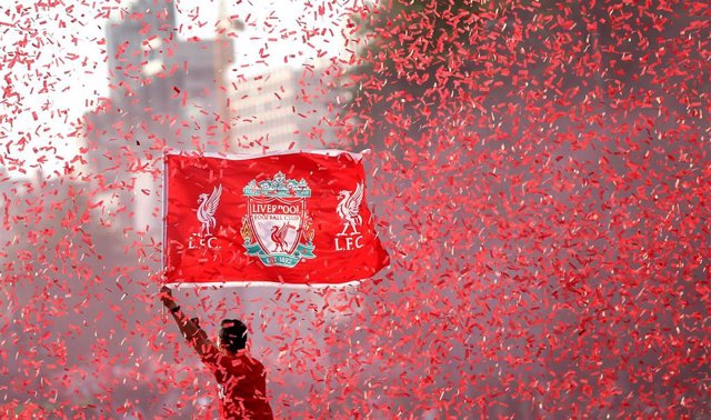 Liverpool Champions League Winners Parade