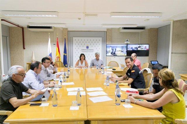 Canarias afronta la campaña contra incendios forestales con 1.357 efectivos, 15 aeronaves y 127 autobombas