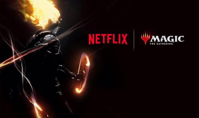 Los directores de Endgame convertirán las Cartas Magic en una serie anime de Netflix