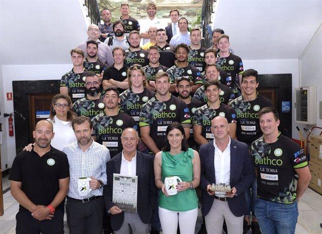 Santander.- Igual felicita al Bathco Rugby Santander tras el ascenso a División de Honor