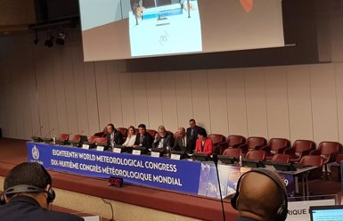 Andorra intervé per primera vegada davant l'Organització Meteorològica Mundial (SFG)