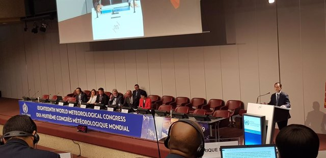 Andorra intervé per primera vegada davant l'Organització Meteorològica Mundial