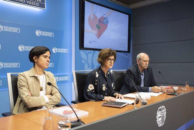 Euskadi impulsa una estrategia integral para reducir suicidios a través de la prevención e intervención temprana