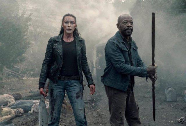 Fear The Walking Dead: ¿Quién es Bobby Reid?