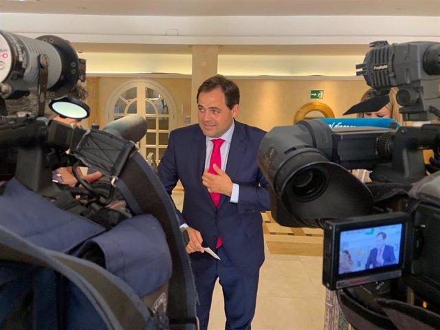 PP sigue trabajando en pactos para gobernar en Ciudad Real, Albacete y Guadalajara pero insiste en priorizar programas
