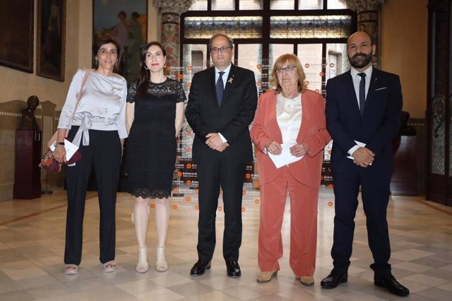 """Torra felicita a Pesarrodona: """"Honor para las letras catalanas"""""""