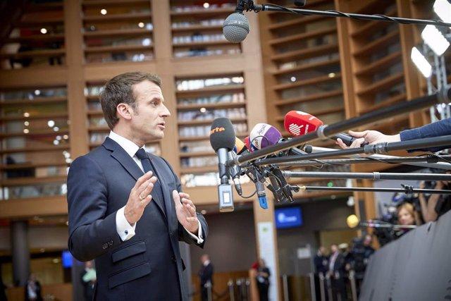 Cumbre UE.- Los líderes esconden sus cartas para el reparto de cargos hasta definir la agenda de la UE