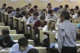 Un total de 5.106 estudiantes inician este martes las pruebas de la Selectividad en Extremadura