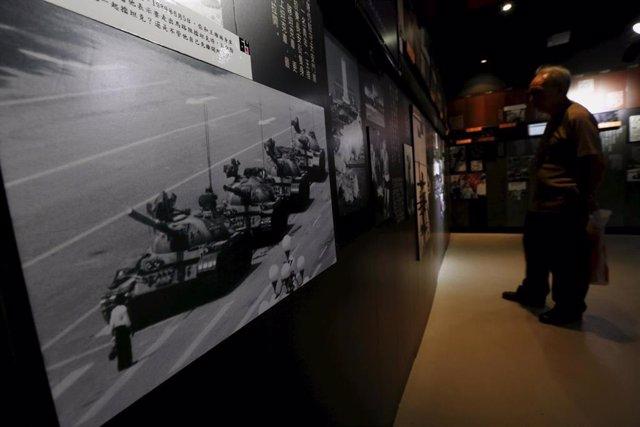 """China.- El ministro de Defensa chino dice que el Gobierno actuó de forma """"correcta"""" en Tiananmen hace 30 años"""