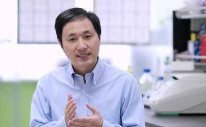 La mutación con CRISPR para crear bebés libres de VIH aumenta significativamente la mortalidad