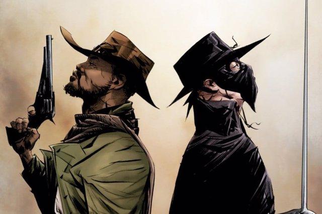 Quentin Tarantino prepara la adaptación del crossover entre Django y El Zorro
