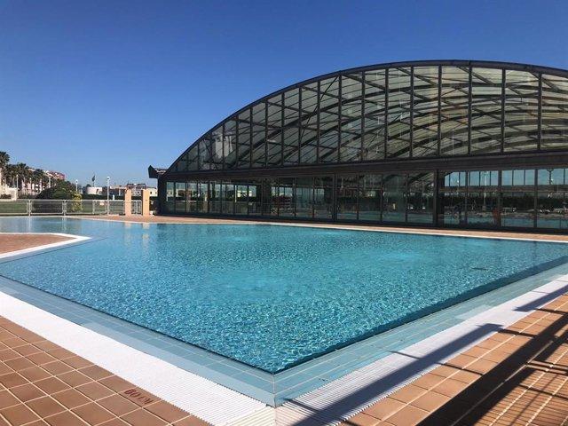 Santurtzi (Bizkaia) abre este sábado la temporada de piscinas con más zonas de sombra