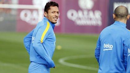 El futbolista brasileño Adriano aceptará 14 meses de cárcel por defraudar 650.000 euros