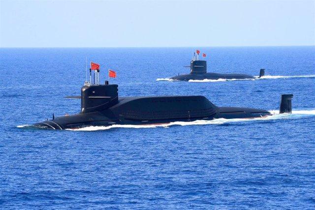 """China.- El Ejército chino da pistas sobre un supuesto ensayo de misiles: """"¿Crees en los ovnis?"""""""