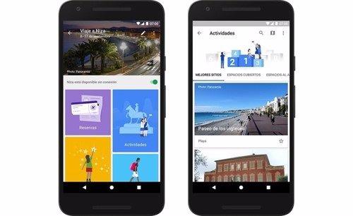 La app para reservas de viajes Google Trips cierra el próximo 5 de agosto