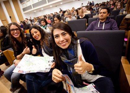 El 80% de los estudiantes 'erasmus' encuentran trabajo tres meses después de terminar sus estudios
