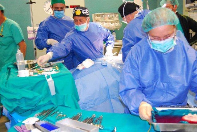 Los trasplantes en los hospitales públicos de Canarias suben un 19% entre enero y mayo