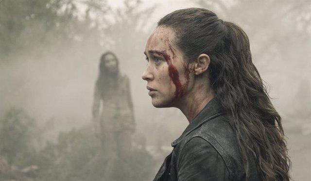 ¿Es Alicia La Nueva Rick De Fear The Walking Dead?