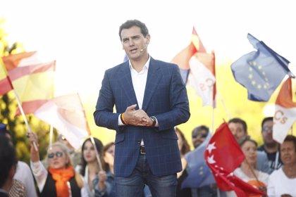 """Rivera descarta una repetición electoral: Sánchez """"ya tiene socios"""" para gobernar"""