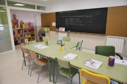El 93,25% del alumnado de nuevo ingreso obtiene plaza en su centro prioritario