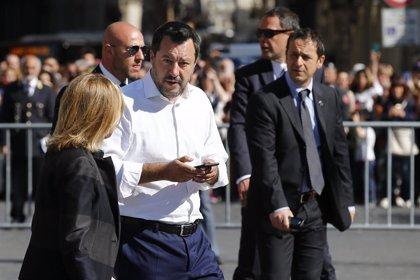 """Salvini da de plazo 15 días para resolver la crisis: """"Yo no quiero hacer caer el Gobierno"""""""