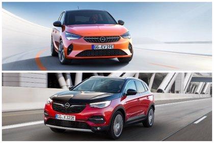Opel inicia su proceso de electrificación con los nuevos Corsa-e y Grandland X Hybrid4