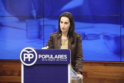 """Fuentes: """"Las políticas económicas del PP hacen que la Región siga liderando la creación de empleo"""""""