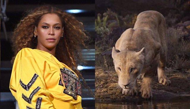 Así suena la Nala de Beyoncé en el remake de El Rey León