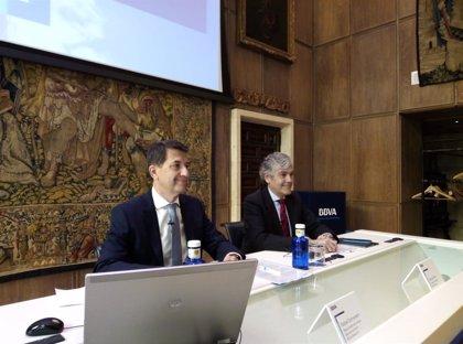 BBVA estima que Euskadi podría crear 27.000 empleos en dos años si crece en 2019 al 2,2% y en 2020 al 2%