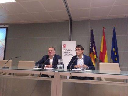 """El Govern destaca que en mayo """"uno de cada cuatro empleos"""" se ha creado en Baleares"""